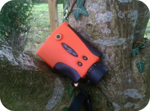 TruPulse 360B Laser Rangefinder for tree surveys