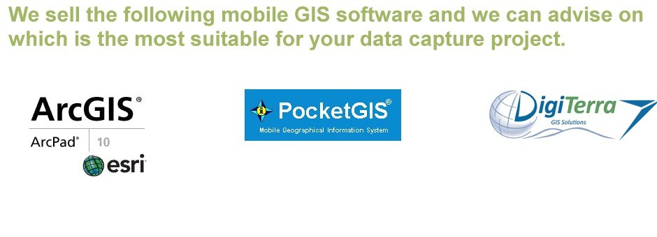 Mobile GIS Software