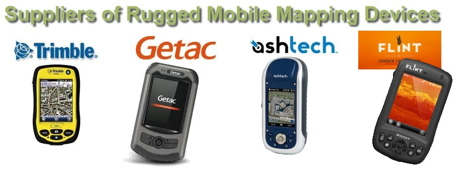 Mobile GIS - Sales & Hire
