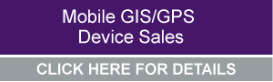 Mobile GIS GPS PDA, Data capture
